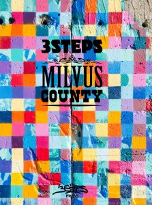 3Steps Book - Milvus County - 2016 - Cover