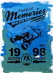 3Steps-Siebdruck-FoM-Spyglas-of-Memories-2-Blue